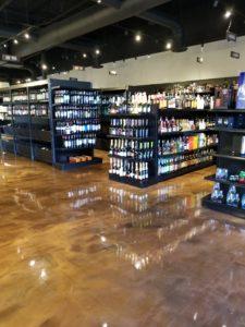 Metallic Epoxy Flooring Slip Free Systems Commercial